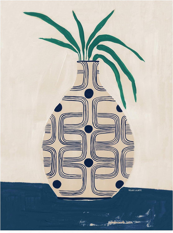 Trademark Fine Art IC01603C1419GG Beverly Vase by Megan Galante, 14x19, Multiple