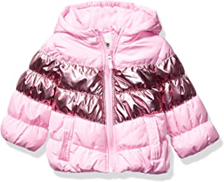 Osh Kosh Baby Girls Perfect Puffer Jacket