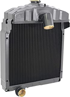 Case International Super C, Super A Farmall Tractor Radiator OE 356356R94 356356R96