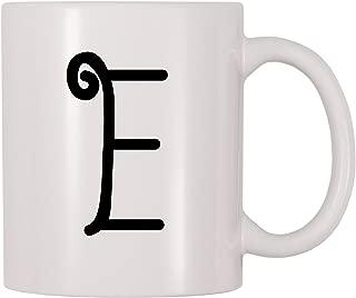 4 All Times Fun Letter E Coffee Mug (11 oz)