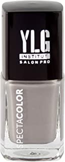 YLG Spectacolor Sparkle Nail Polish Taupe Tips A279
