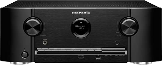 Marantz SR5010 7.2 Channel Network Audio/Video Surround Receiver with Bluetooth and Wi-Fi