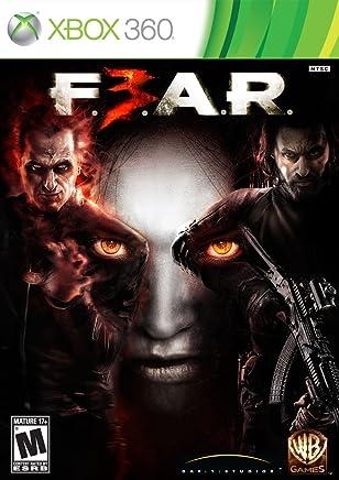 Fear F.E.A.R 3 Xbox 360