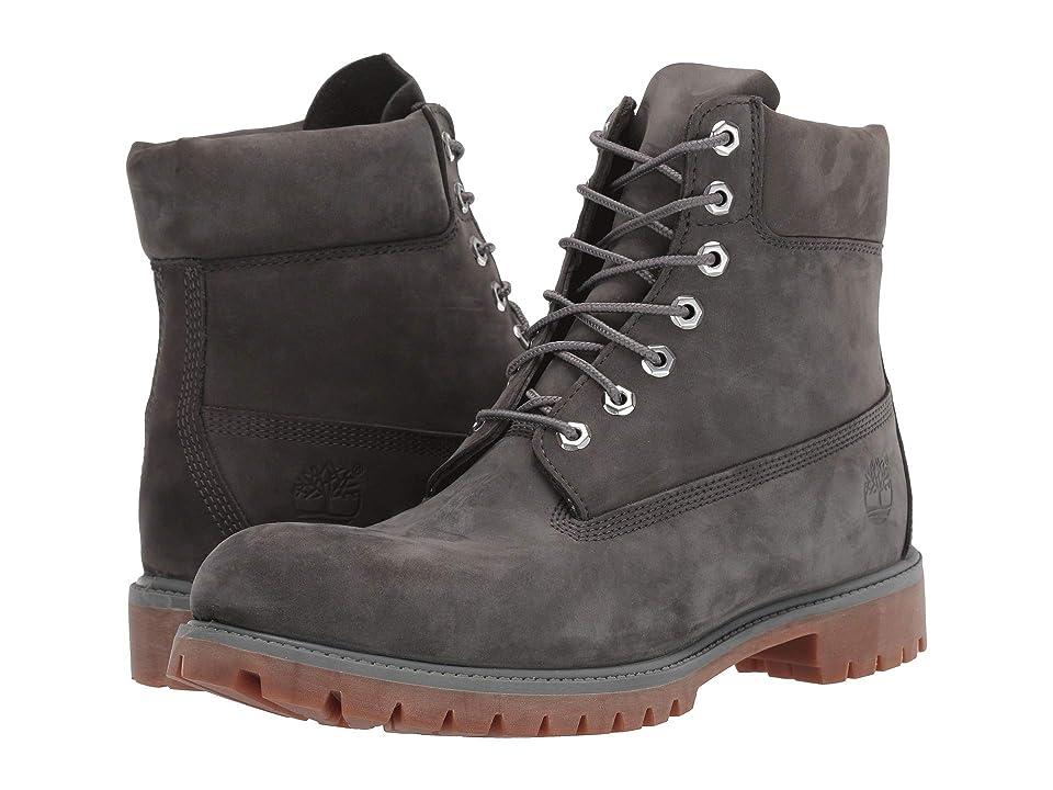 Timberland 6 Premium Boot (Coal Waterbuck) Men