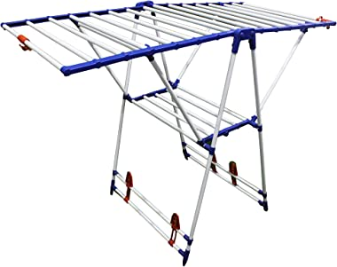 GKF Cloth Dryer Winsome Heavy Duty Clothes Dryer Stands/Laundry Racks/Cloth Drying Hanger for Balcony/Indoor/Outdoor