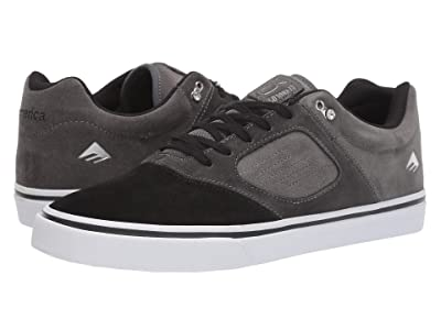 Emerica Reynolds 3 G6 Vulc (Black/Dark Grey/Grey) Men
