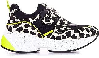 LIU JO Luxury Fashion Womens B69043PX04500054 Black Sneakers | Fall Winter 19
