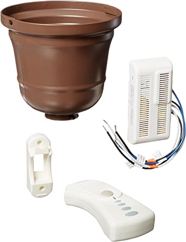 2021 Hunter discount 99180 Original Control and Canopy outlet online sale Accessory Kit, Chestnut Brown outlet online sale