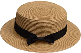 boater hat ribbon