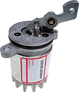 Mover Parts Fuel Shutoff Soleniod 12V for Deutz Engine F4L2011 F3M2011 BF4M2011 F4M2011 with 1 Year Warranty