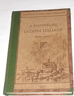 Teubners Kleine Sprachbucher: Buch III / Italienisch / Teil I - Lezioni Italiane Prima Parte