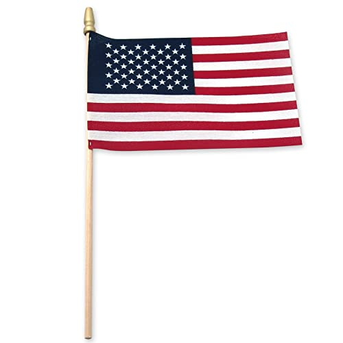 Minnesota State and American Flag Combo All Sizes Made In USA You Pick