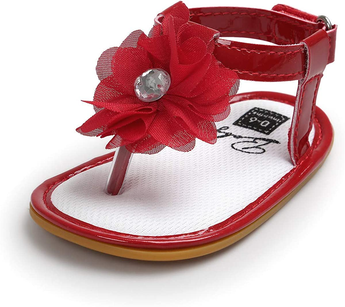 New item COSANKIM Infant Baby Girls Summer with Sole Cheap bargain Sandals Flower Soft