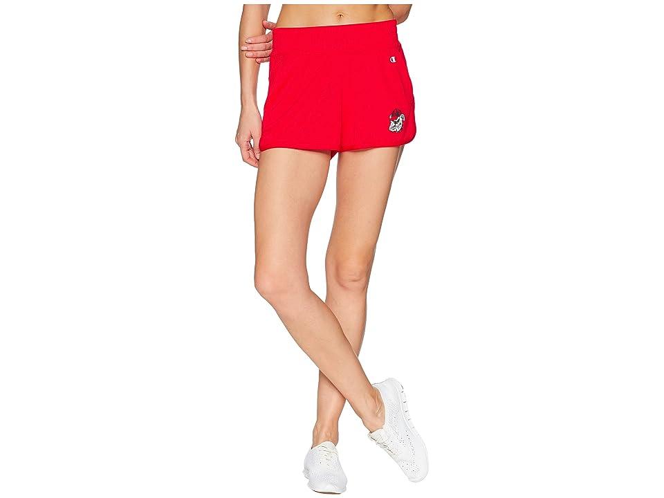 Champion College Georgia Bulldogs Endurance Shorts (Scarlet) Girl