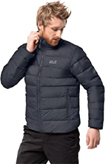 Jack Wolfskin Helium High Lightweight Windproof Down Puffer Jacket