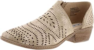 Not Rated Anouk Asymetrical Perforated Bootie