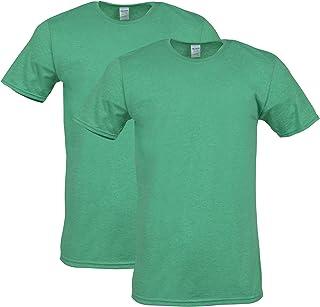 Gildan Men's Fitted Cotton T-Shirt, 2-Pack Shirt