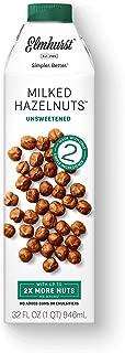 Best unsweetened hazelnut milk Reviews