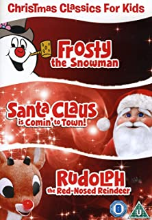 Christmas Classics For Kids (Frosty The Snowman/Santa Claus Is Comin' To Town/Rudolph The Red-Nosed Reindeer) [Edizione: R...
