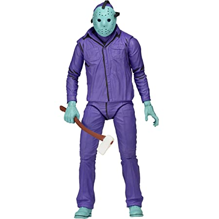 NECA Friday The 13th Power Play Series 2013 Comic Con Exclusive Action Figure