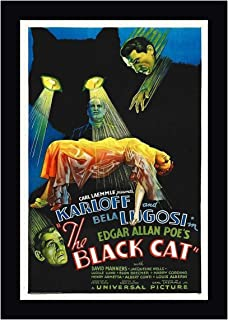 Black Cat Poster, 1934 by Hollywood Photo Archive 20