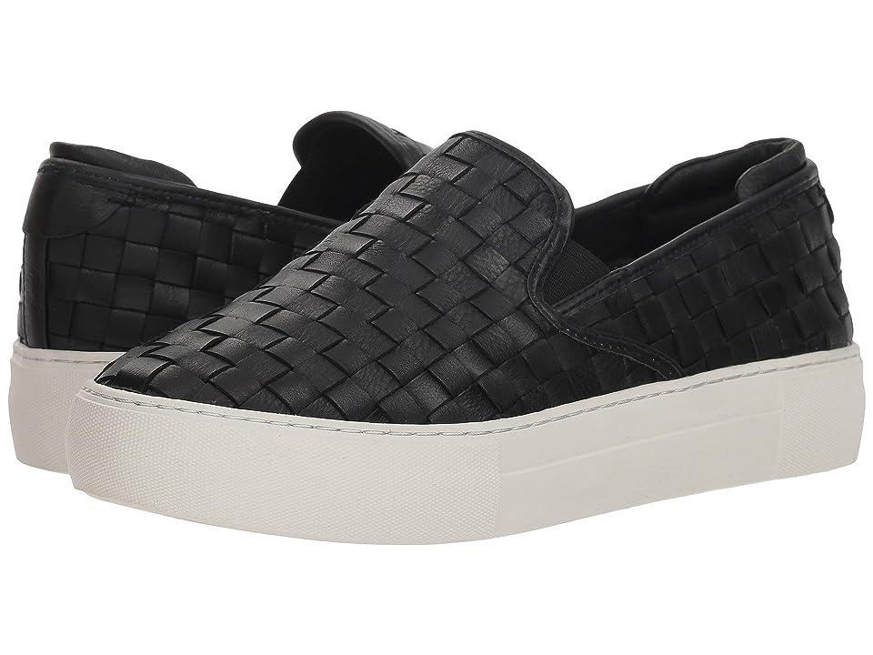 J/Slides Proper (Black Leather) Women