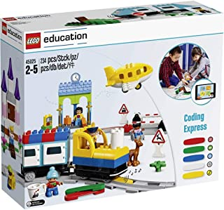 LEGO Education DUPLO Coding Express 45025, Fun STEM Educational Toy, Introduction to Steam Learning for Girls & Boys Ages ...