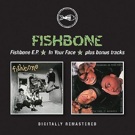 FISHBONE - Fishboneep / In Your Face Plus (2019) LEAK ALBUM