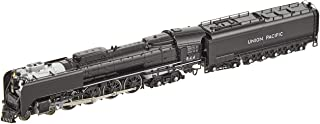 Kato N Gauge UP FEF-3 # 844 Black 12605-2 Model Railroad steam Locomotive
