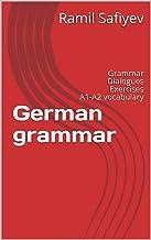 German grammar: Grammar Dialogues Exercises A1-A2 vocabulary