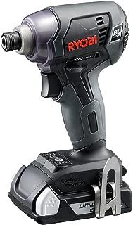 リョービ(RYOBI) 充電式インパクトドライバ BID-1807L1 18V  655204A