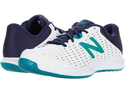New Balance 696v4 (White/Pigment 2) Men