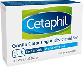 Antibacterial Gentle Cleansing Bar, 127g