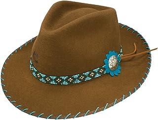 43f0c2a7fb37b Amazon.com   100 to  200 - Cowboy Hats   Hats   Caps  Clothing ...