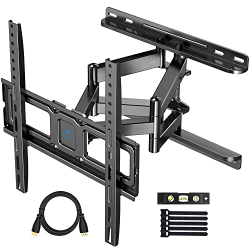 Glass TV Stand with Bracket for 32-52 inch LCD LED Plasma 3D VESA up to 600x400