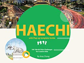 Haechi: DIY pop-up card making craft books for kids: Korean culture and travel (English Edition)