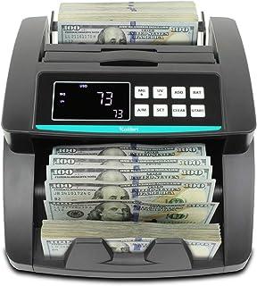 Kolibri Money Counter with UV/MG/IR/DBL/HLF/CHN Counterfeit Detection – Bill..