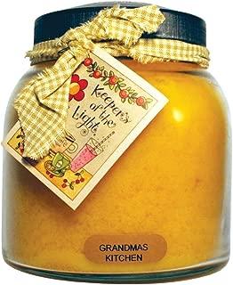 A Cheerful Giver Grandma's Kitchen 34 oz. Papa Jar Candle, 34oz