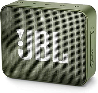 JBL JBLGO2GRN GO 2 Portable Bluetooth Speaker - Green