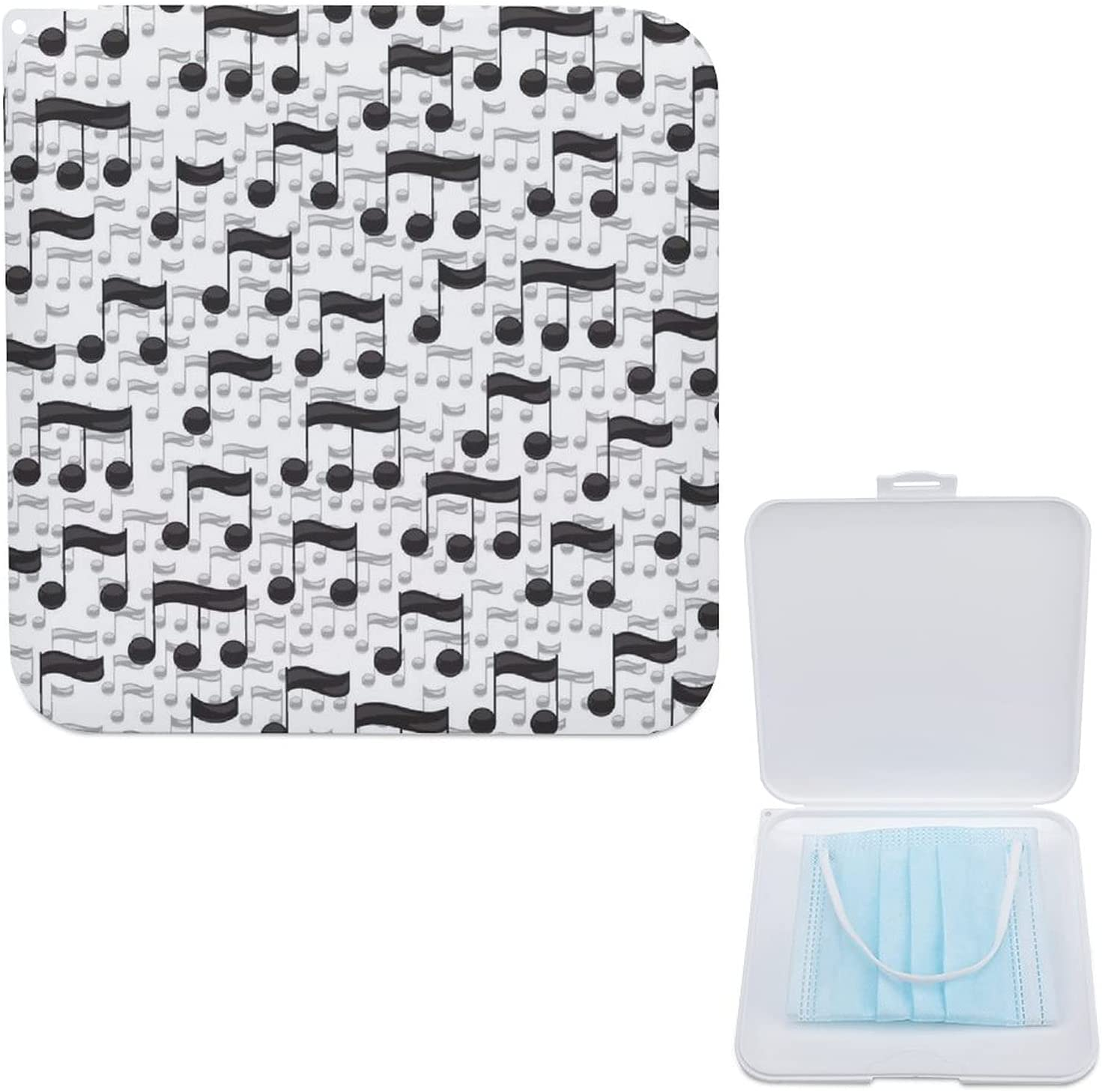 Face Mask Max 61% OFF Storage Box-Various Manufacturer OFFicial shop Pattern Box Cover Dust Sto