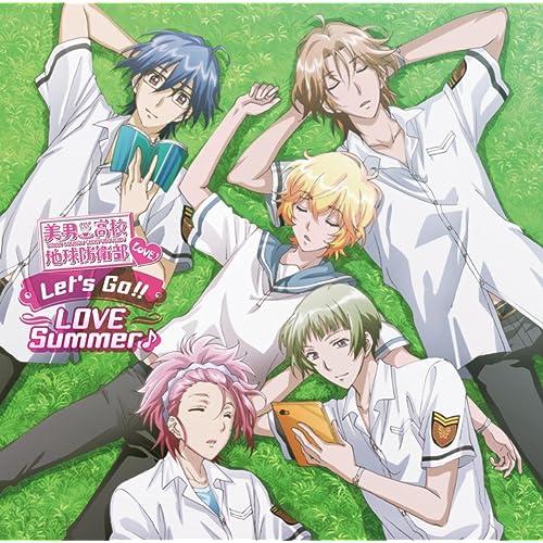 Let's Go!! LOVE Summer♪
