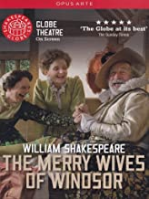 Shakespeare: The Merry Wives Of Windsor Christopher Benjamin/ Serena Evans/ Sarah Woodward  Globe on Screen  2010  NTSC