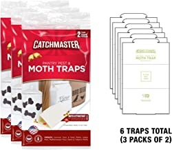 Catchmaster 812sd Pantry Moth Traps (6 Pack)