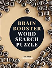 Brain Booster Word Search Puzzle Book for Seniors Volume 2: Large Puzzle Book with 100 Word Search Puzzles for Adults and ...