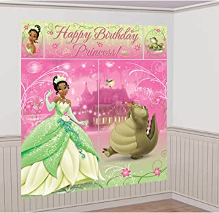 Celebrations Occasions Party Decoration Tiana Letter Banner