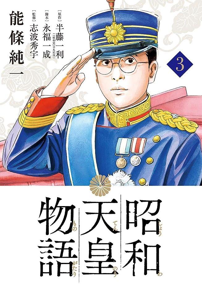 実行征服コードレス昭和天皇物語(3) (ビッグコミックス)
