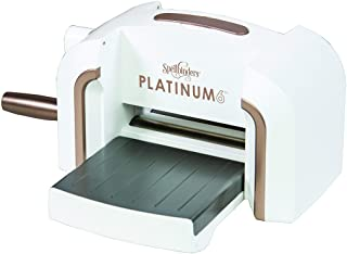 Spellbinders PE-100 Platinum 6.0 Die Cutting and Embossing Machine