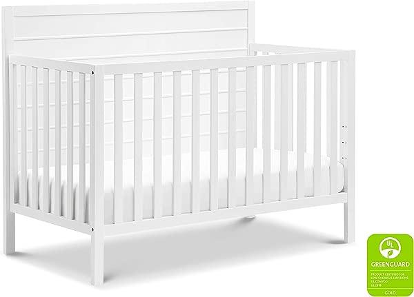 Carter S By DaVinci Morgan 4 合 1 可转换婴儿床白色