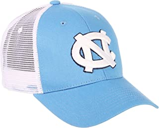 ZHATS University of North Carolina UNC Tar Heels Blue Big Rig Adult Mens/Womens/Youth Baseball Hat/Cap Size Adjustable