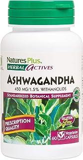 Np Herbal Actives Ashwagandha 450Mg 1.5% Withanolids 60S:710